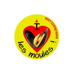 Doming I Love les moules