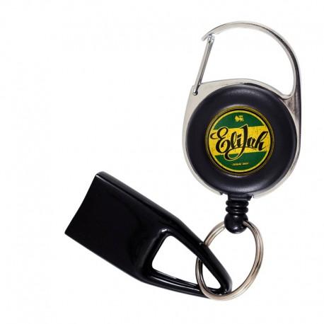 Feuzzz Elijah, porte briquet / clé USB / badge à enrouleur