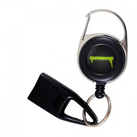 Feuzzz Streetshop, porte briquet / clé USB / badge à enrouleur