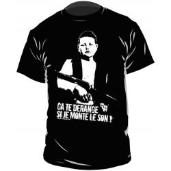 T-shirt qui ne veut pas...